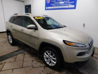 Used 2015 Jeep Cherokee North for sale in Listowel, ON