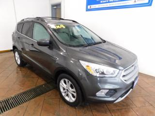 Used 2017 Ford Escape SE LEATHER NAVI for sale in Listowel, ON