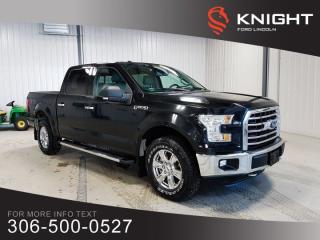 Used 2016 Ford F-150 SUPERCREW XLT 4WD for sale in Moose Jaw, SK