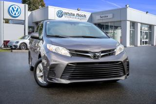 Used 2019 Toyota Sienna LE 8-Passenger <b>*7 OR 8 PASSENGER* *AUTO EMERGENCY BRAKING* *BACK UP CAM* *BLUETOOTH*<b> for sale in Surrey, BC