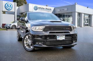 Used 2019 Dodge Durango R/T <b>*LEATHER WITH SUEDE* *WIFI HOT SPOT* *NAVI* *SUNROOF* *HEMI* <b> for sale in Surrey, BC