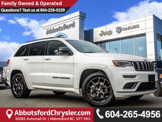 Used 2019 Jeep Grand Cherokee Limited *ACCIDENT FREE* *LOCALLY DRIVEN* for sale in Abbotsford, BC