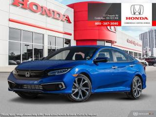 Used 2020 Honda Civic Touring TOURING for sale in Cambridge, ON