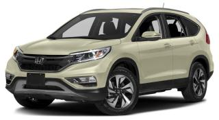 Used 2016 Honda CR-V Touring GPS NAVIGATION SYSTEM | LANEWATCH PASSENGER SIDE BLIND SPOT CAMERA | HONDA SENSING TECHNOLOGIES for sale in Cambridge, ON