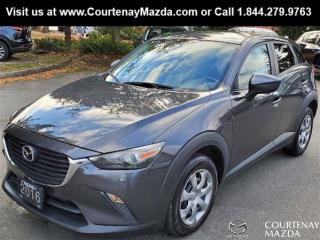 Used 2016 Mazda CX-3 GS FWD at for sale in Courtenay, BC