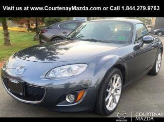 Used 2010 Mazda Miata MX-5 GT 6sp for sale in Courtenay, BC