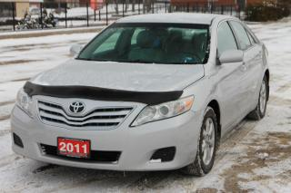 Used 2011 Toyota Camry LE V6 Heated Seats | Leather | Power Seats for sale in Waterloo, ON