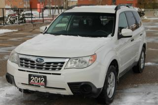 Used 2012 Subaru Forester 2.5X Touring AWD | Bluetooth | Heated Seats for sale in Waterloo, ON