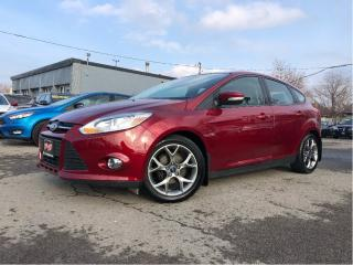 Used 2014 Ford Focus SE Plus | Auto | HB | Htd Seats | Alloys | Power G for sale in St Catharines, ON