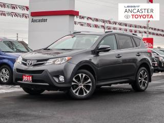 Used 2015 Toyota RAV4 XLE - BACKUP CAMERA|BLUETOOTH|HEATED SEATS for sale in Ancaster, ON