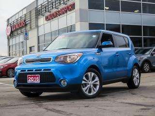 Used 2016 Kia Soul + w/Primo Package for sale in London, ON