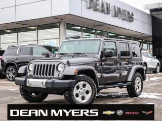 Used 2014 Jeep Wrangler Unlimited Sahara for sale in North York, ON