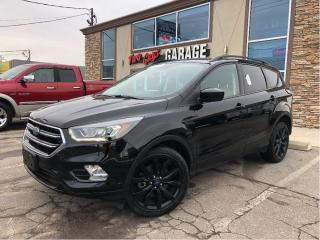 Used 2017 Ford Escape SE Sport Appearance Pkg | Nav | 2.0L FWD| for sale in St Catharines, ON