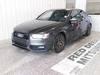 Used 2014 Audi S4 3.0 Technik for sale in Red Deer, AB