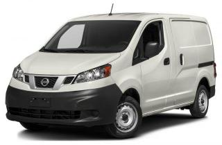 New 2017 Nissan NV200 for sale in Scarborough, ON