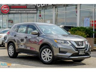 Used 2017 Nissan Rogue S FWD, Bluetooth, Backup camera. for sale in Scarborough, ON