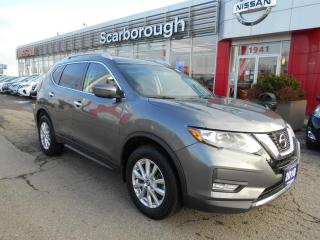 Used 2018 Nissan Rogue AWD SV for sale in Scarborough, ON