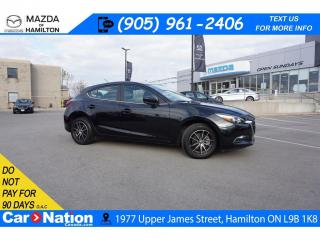 Used 2018 Mazda MAZDA3 GS | 6 SPEED | REAR CAM | HEATED SEATS | LOW KMS for sale in Hamilton, ON