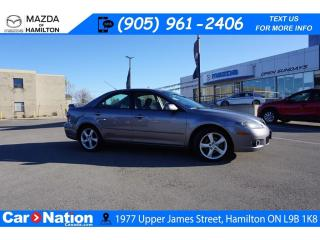 Used 2007 Mazda MAZDA6 GS | AS-TRADED | SUNROOF | CLIMATE CONTROL | V6 for sale in Hamilton, ON