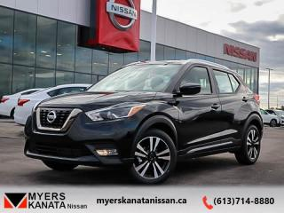 New 2019 Nissan Kicks SR FWD  -  Heated Seats -  Fog Lights - $174 B/W for sale in Kanata, ON
