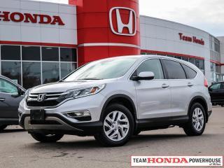Used 2016 Honda CR-V EX for sale in Milton, ON