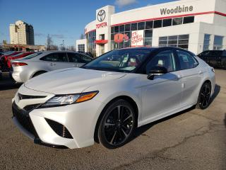 Used 2020 Toyota Camry XSE for sale in Etobicoke, ON
