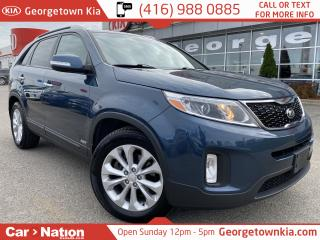 Used 2015 Kia Sorento EX | AWD | LEATHER | HTD STS/WHEEL | BACK UP CAM for sale in Georgetown, ON