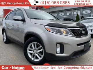 Used 2015 Kia Sorento LX V6 | PARKING SENSORS | POWER SEAT | ECO MODE for sale in Georgetown, ON