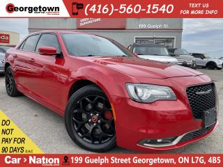 Used 2016 Chrysler 300 300S | AWD | NAVI | SAFETY ASSISTS | PANO ROOF | for sale in Georgetown, ON
