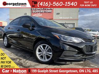 Used 2018 Chevrolet Cruze LT | BLUETOOTH | 1.4L | BACK UP CAMERA | for sale in Georgetown, ON