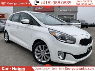 Used 2015 Kia Rondo EX | HEATED SEATS | BACK UP CAM | PARKING SENSORS for sale in Georgetown, ON