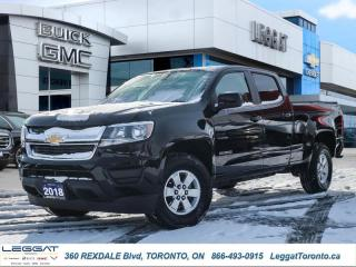 Used 2018 Chevrolet Colorado Work Truck  -  Towing Package for sale in Etobicoke, ON