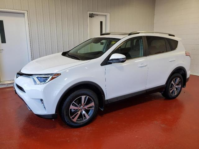 2018 Toyota RAV4 XLE AWD Safety Sense