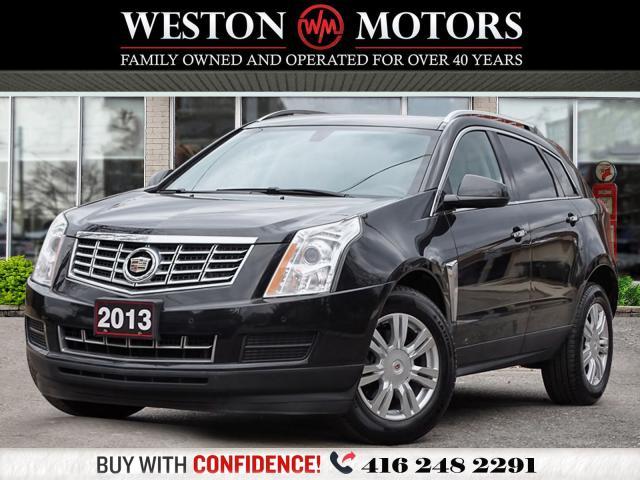 2013 Cadillac SRX SRX4*AWD*LEATHER*NAVI*PAN AM SUNROOF!!*