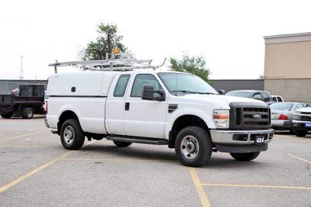 2008 Ford F-250 8FT BOX 4X4 XL