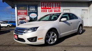 Used 2012 Ford Fusion SE Auto, Accident Free, Certified for sale in Mississauga, ON