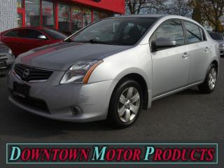 Used 2010 Nissan Sentra 2.0 S for sale in London, ON