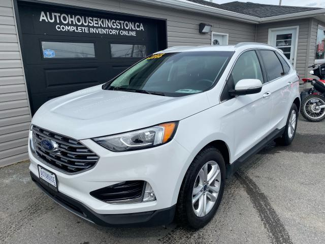 2019 Ford Edge SLE With Navigation and Leather