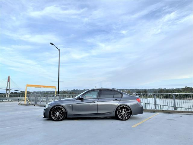 "2012 BMW 3 Series 335i M3 BODY KIT + NEW 20"" M SPORT WHEEL AND TIRES"