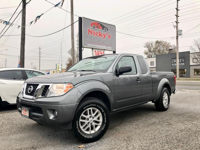 2016 Nissan Frontier SV 4X4 - KING CAB - REAR CAMERA - 2X SETS OF TIRES
