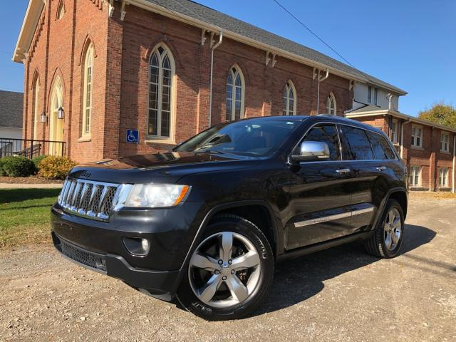 2011 Jeep Grand Cherokee Overland - FULLY LOADED - CERTIFIED
