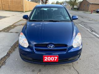Used 2007 Hyundai Accent GS for sale in Hamilton, ON