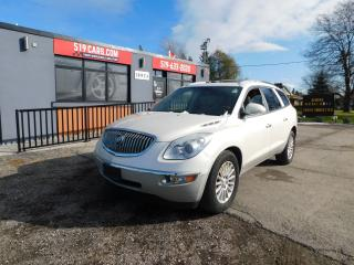 Used 2009 Buick Enclave CXL LEATHER DUEL ROOF BACKUP CAMERA for sale in St. Thomas, ON