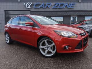Used 2012 Ford Focus Titanium for sale in Calgary, AB