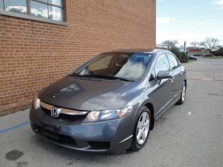 Used 2011 Honda Civic SE, AUTOMATIC, SUNROOF for sale in Oakville, ON