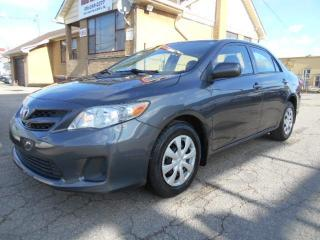 Used 2011 Toyota Corolla CE 1.8L Automatic Certified 155,000KMs for sale in Rexdale, ON
