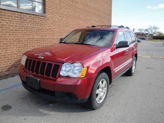 Used 2010 Jeep Grand Cherokee LAREDO, 4x4 for sale in Oakville, ON