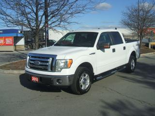 Used 2010 Ford F-150 XLT 4X4 Super Crew for sale in York, ON
