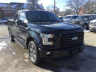 Used 2016 Ford F-150 XLT | Sport | 4X4 | Voice Activated Navigation for sale in Harriston, ON
