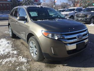 Used 2013 Ford Edge Limited | AWD | Panoramic Roof for sale in Harriston, ON